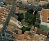Vista aèria del Molí del Real. (©Google)