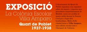 Colonia Villa Amparo, Quart de Poblet, niños de la guerra, guerra civil, Antonio Abellán Piqueras