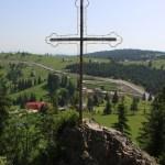 Fantanele Cross, Tihuta