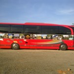 Bus Mercedes Travego 49+1+1 seats ext 1