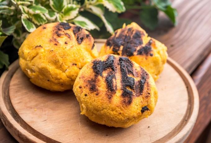 Bulz, receita de polenta típica da Romênia