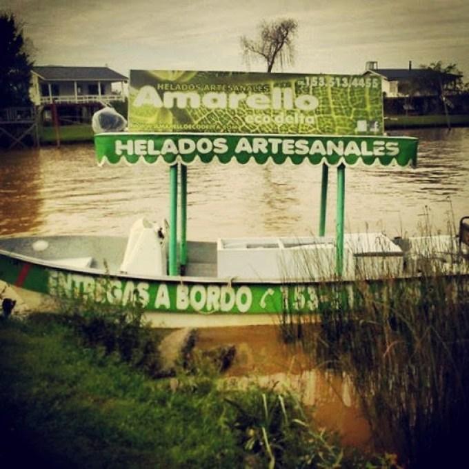 Como chegar até Tigre - Buenos Aires