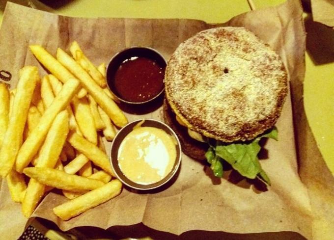 Melhores hamburguerias em Porto Alegre