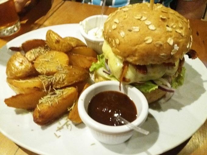 Melhores hambúrgueres POA