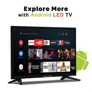 Quassarian 32 inch smart tv