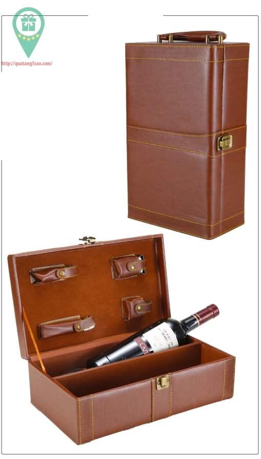 Hộp rượu vang