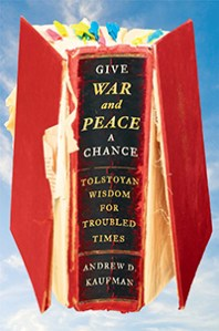 Book Cover Give War and Peace a Chance