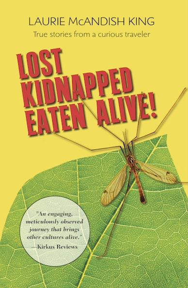 Book Cover Lost Kidnapped Eaten Alive
