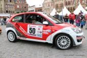 Départ 1e boucle rallye Le Béthunois 2015 (36)