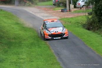 Rallye Le Béthunois - ES8 Le Turbeauté (37)