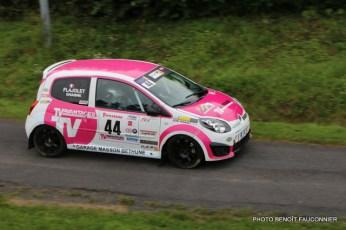 Rallye Le Béthunois - ES8 Le Turbeauté (63)