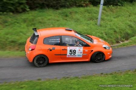 Rallye Le Béthunois - ES8 Le Turbeauté (66)