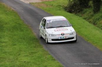 Rallye Le Béthunois - ES8 Le Turbeauté (86)