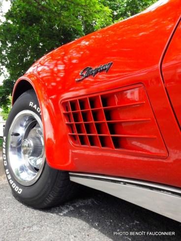 Chevrolet Corvette Stingray C3 1970 (4)