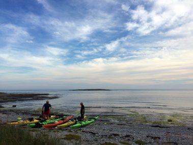 Kayak de mer Archipel de Mingan 11