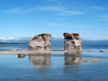 Kayak de mer Archipel Mingan 3