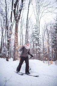 Ski-raquette Duchesnay 10