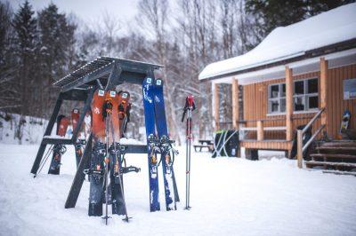 Ski-raquette Duchesnay 3