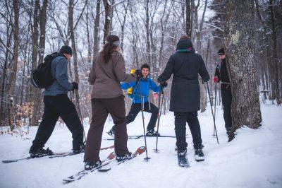 Ski-raquette Duchesnay 6