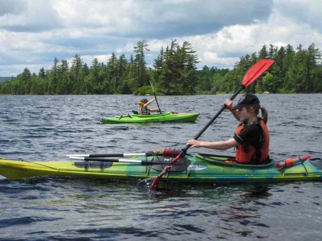 Formation Kayak de mer niveau 1