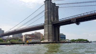 Manhattan Kayak Circumnavigation 02