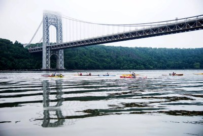 Manhattan Kayak Circumnavigation 05