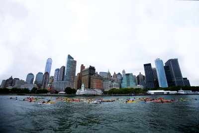 Manhattan Kayak Circumnavigation 06