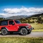 Impressoes Jeep Wrangler Mudou Muito Mas Parece O Mesmo Quatro Rodas