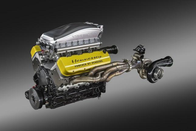 Hennessey Venom F5 terá 1.842 cv para ser o carro mais rápido do ...