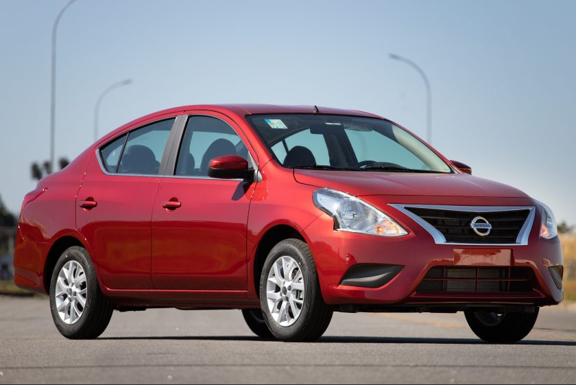Nissan V-Drive