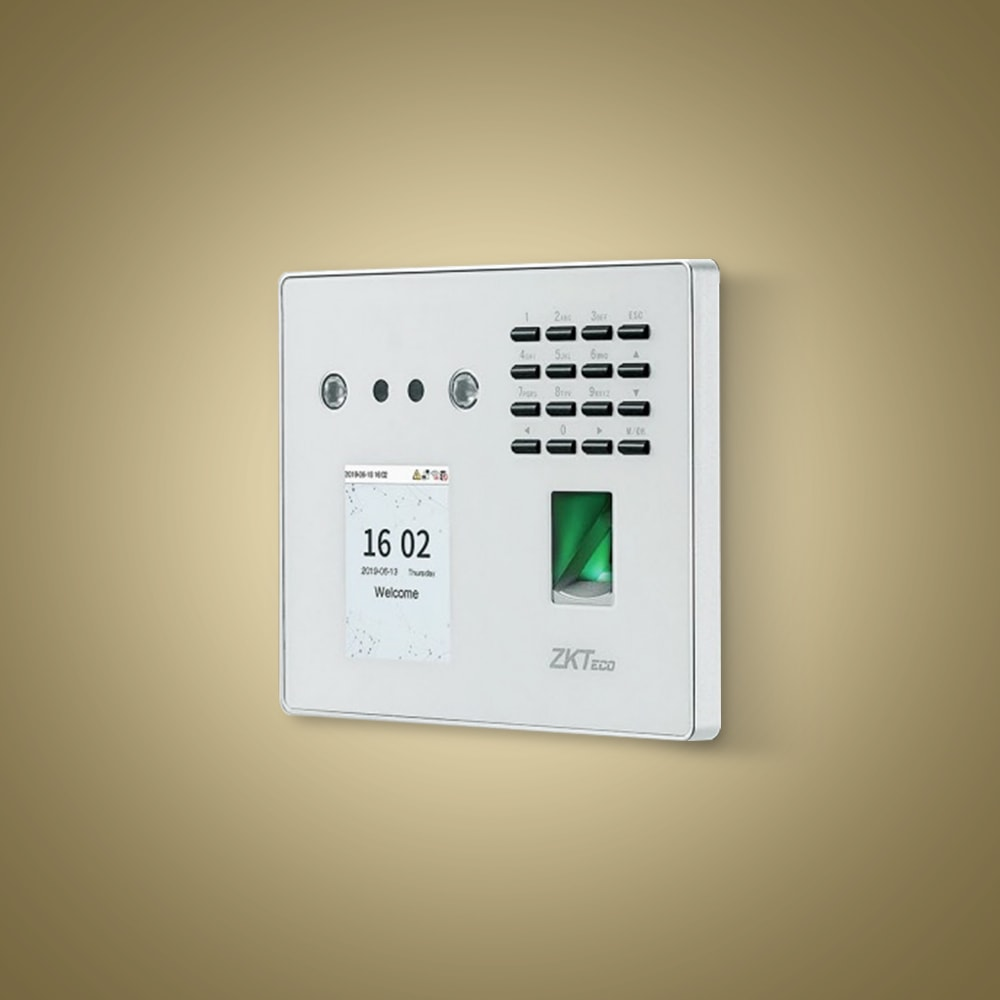 Door Access & Time Attendance System