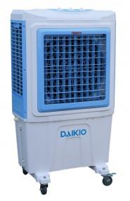Quạt điều hòa Daikio DK5000B áp dụng nguồn nước tạo mát y như gió thác ghềnh