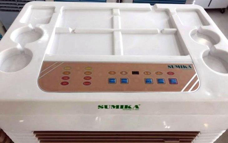 Bảng điều khiển của máy làm mát sumika k600