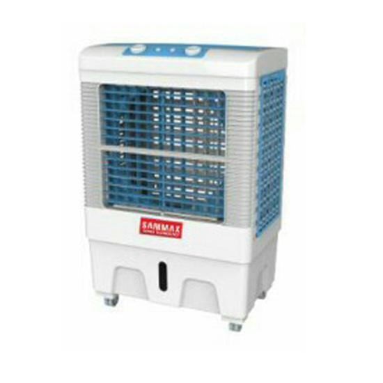 Quạt điều hòa làm mát Sammax SM-8000 công nghiệp, công suất 180W