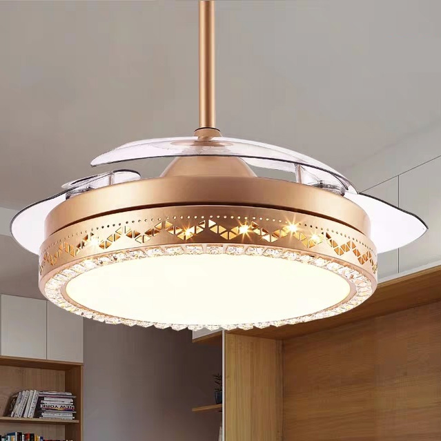 Quạt trần đèn Breezelux 9015