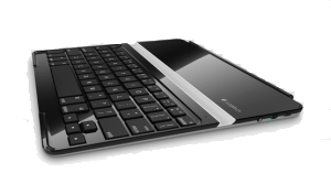 image of Logitech Keyboard Cover for iPad