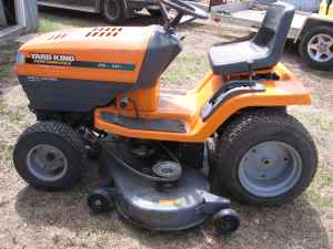 image of Yard King mower