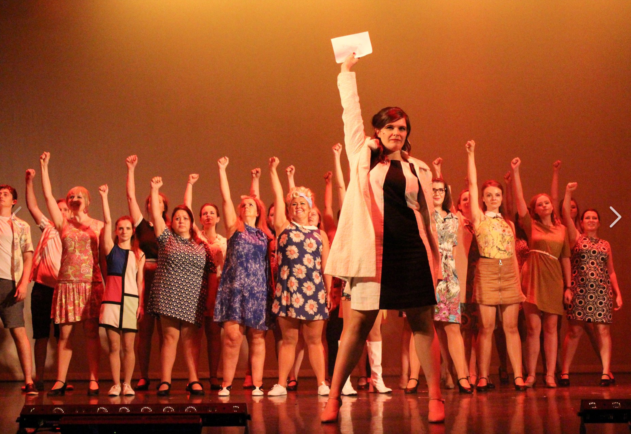 Quay Players Made In Dagenham