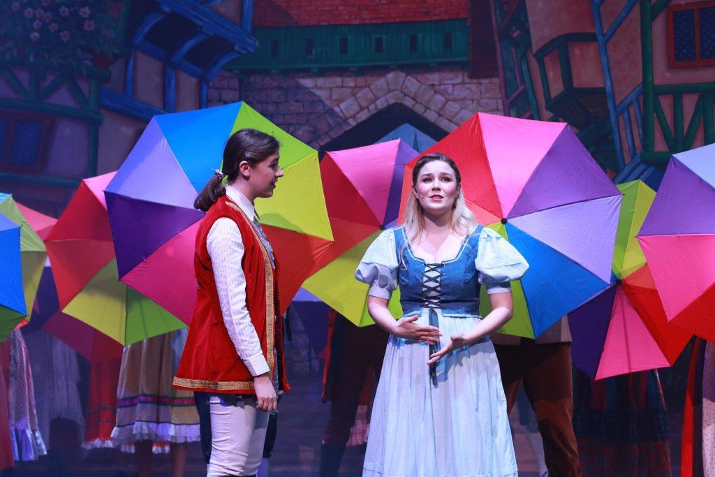 Quay Players Cinderella Panto