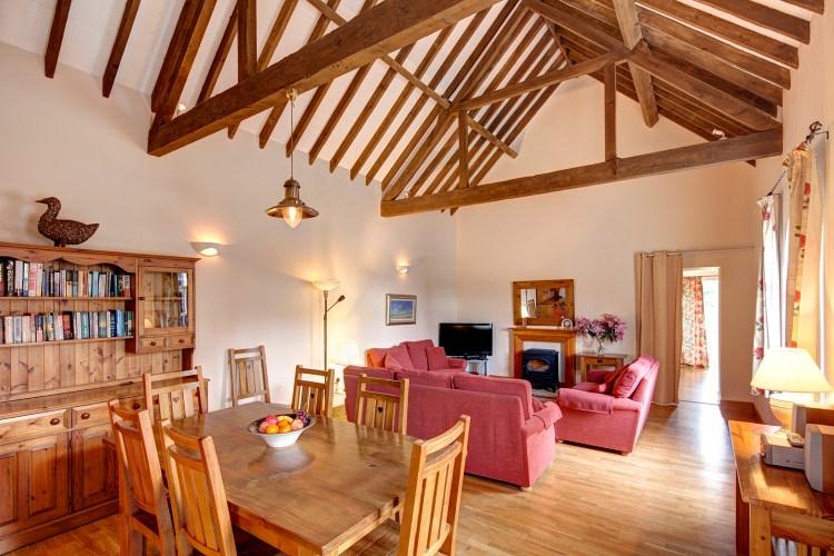 Rose Cottage - Living Room