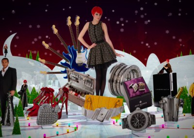 Metrocentre Christmas Commercial 2008