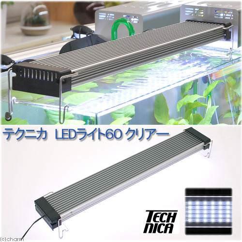 テクニカ LEDライト60 クリアー 60cm水槽用照明・ライト
