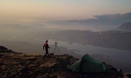 Wild Camping & Landscape Photography | The Best Combination