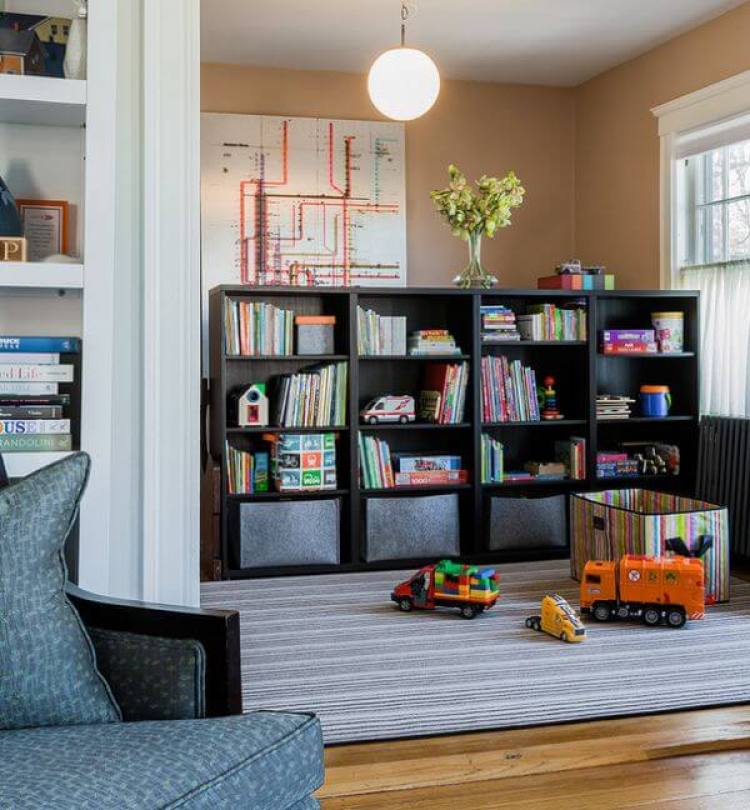 playroom design for toddlers