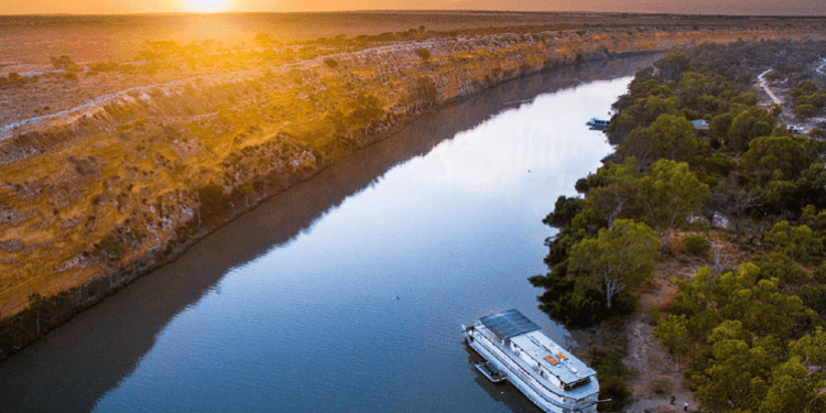 longest river in the world murray river