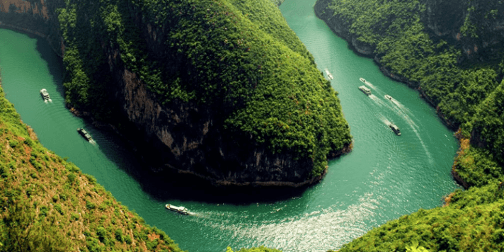 longest river in the world yangtze river