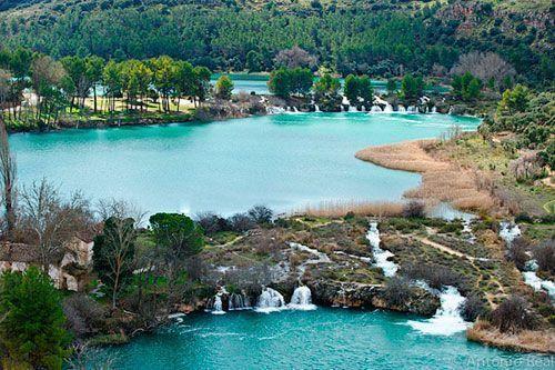 Que ver en Albacete Lagunas de Ruidera