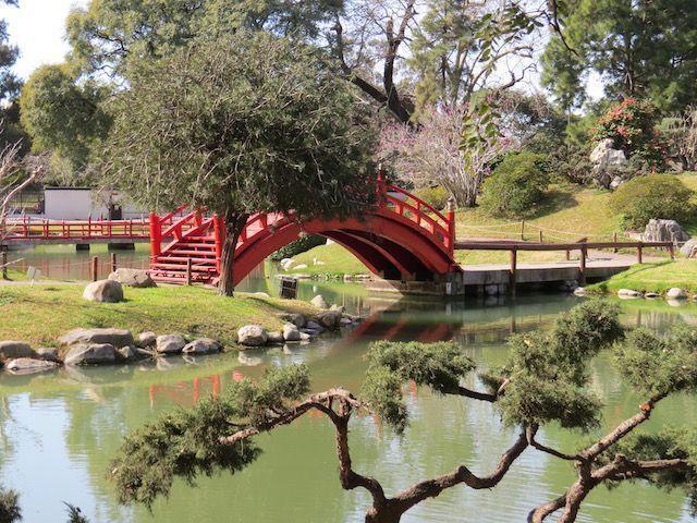 Jardin Japonés Buenos Aires