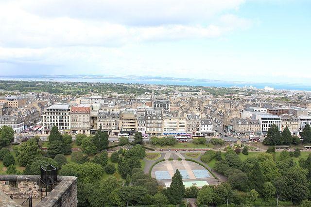 Que visitar en Edimburgo