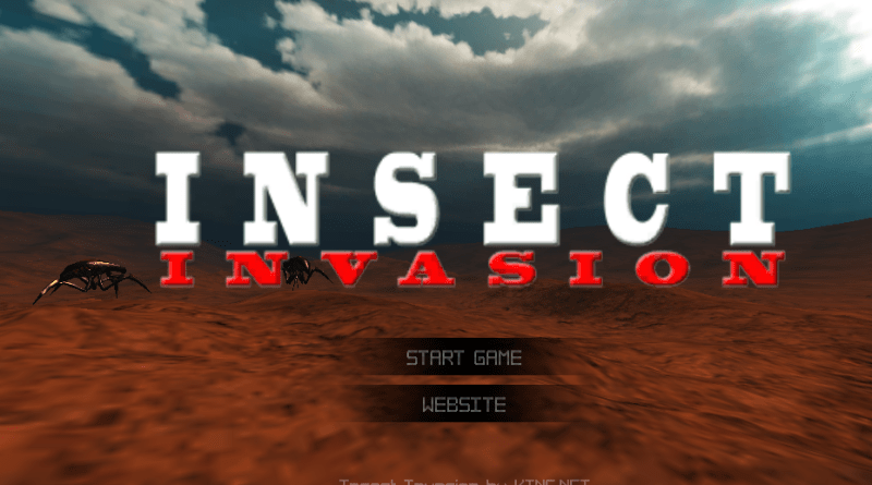 Insect Invasion 3D